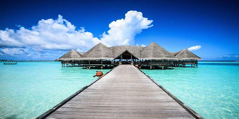 All Inclusive op de Malediven