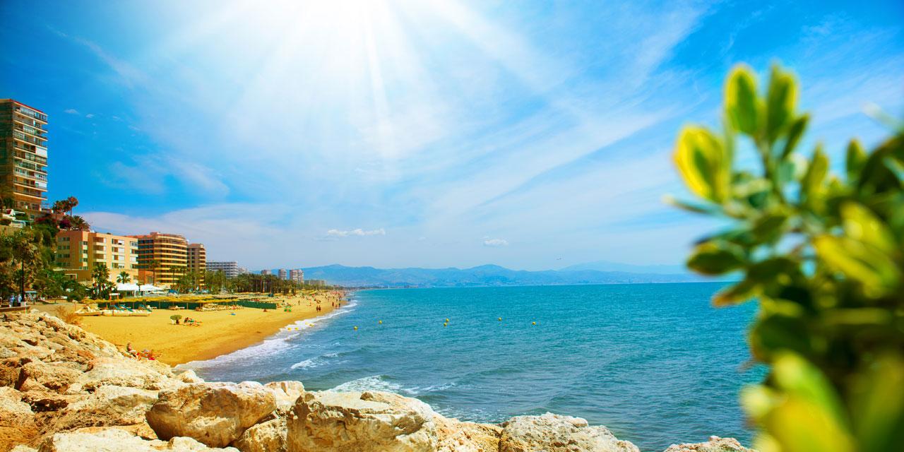 Overwinteren aan de Costa del Sol