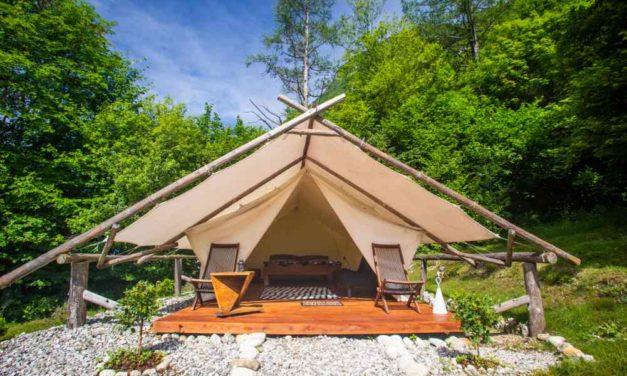 Luxe glampings in Nederland | Ervaar het luxe kamperen